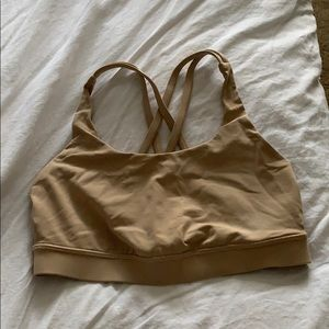 Barely worn Lululemon bra